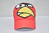 Кепка летняя - птица красная, фото 1