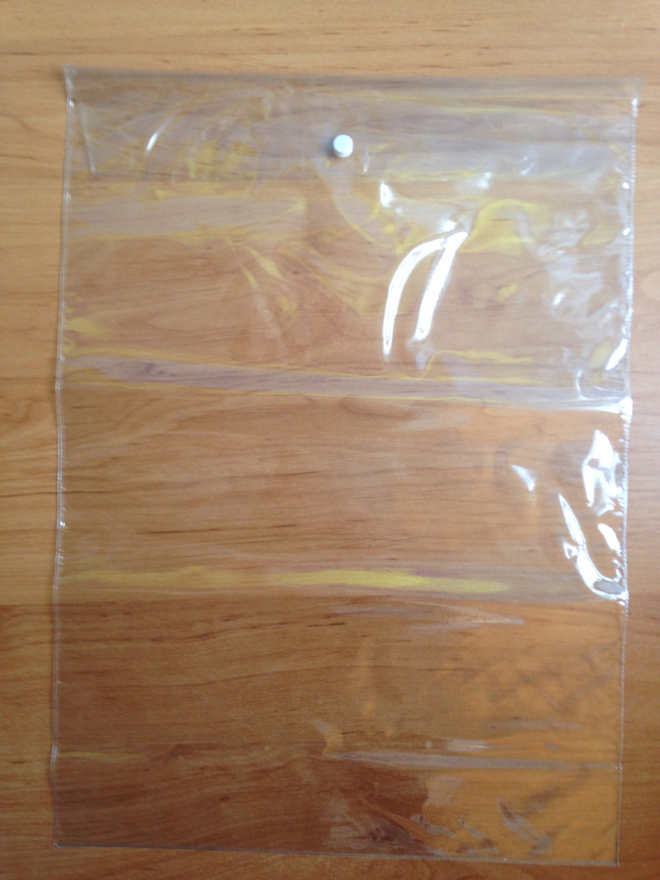 Пакеты для одежды и трикотажа из ПВХ