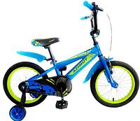 "Детский велосипед Azimut Stone 16"""