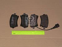 Колодки тормозные дисковые, комплект  (Пр-во Bosch) 0 986 495 094