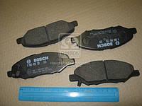 Колодки тормозные дисковые, комплект  (Пр-во Bosch) 0 986 495 133