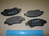 Колодки тормозные дисковые, комплект  (Пр-во Bosch) 0 986 495 085