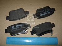 Колодки тормозные дисковые, комплект  (Пр-во Bosch) 0 986 495 073