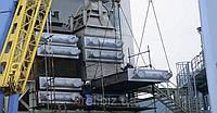 Установки для утилизации тепла от доменных печей, цементных заводов и др. предприятий