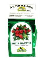 Листья малины 25 г (Экопродукт) – жаропонижающее, потогонное, противовоспалительное, отхаркивающее средство