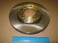 Диск тормозной SKODA ROOMSTER, VW POLO передн., вент. (пр-во REMSA) 6709.10