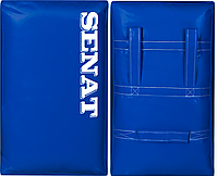 Макивара, ПВХ, 48х28х12см синяя