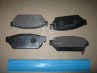 Колодка торм. MITSUBISHI LANCER 92-,CARISMA 95 задн. (пр-во PARTS-MALL) PKG-011