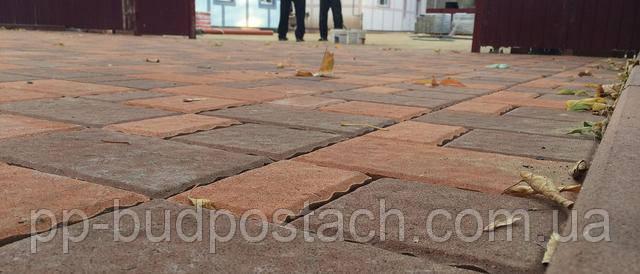Тротуарна плитка заводу Мандарин
