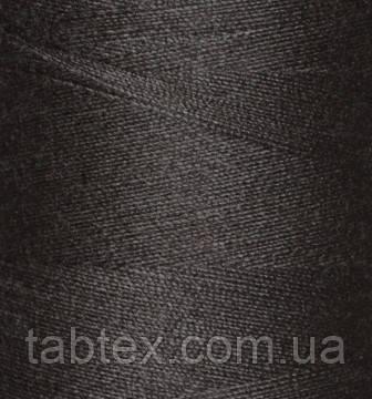 """Швейные нитки №40/2 """"LG"""" D423 4000 ярд(тем/коричневая)"""