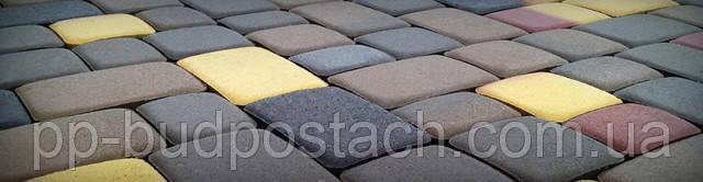 Тротуарная плитка Ковальская