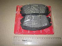 Колодки тормозные дисковые (F) HYUNDAI / KIA (Korea) (пр-во SPEEDMATE) SM-BPH032