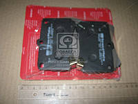 Колодки тормозные дисковые (F) KIA AVELA, RIO (Korea) (пр-во SPEEDMATE) SM-BPK009