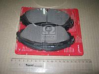 Колодки тормозные дисковые (F) DAEWOO LACETTI (Korea) (пр-во SPEEDMATE) SM-BPG014