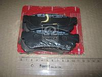 Колодки тормозные дисковые (R) DAEWOO LACETTI (Korea) (пр-во SPEEDMATE) SM-BPG020