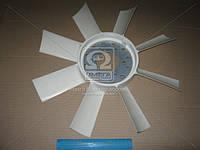 Вентилятор системы охлаждения Д 240,243,245 пластиковый 8 лопаст. (пр-во Радиоволна) ИЖКС.632558.006