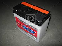 Аккумулятор   18Ah-6v StartBOX MOTO 3МТС-18С (148х86х107) EN160 клемма круглая 3МТС-18Скл.круглая