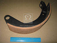 Колодка торм. ПАЗ 3205 пер./задн (СТ накладка h=12 мм) в сб. с роликом 16-3501090-02