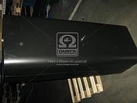 Бак топливный 250л КАМАЗ 1360x400x490 под полуобор. крышку гол.  (пр-во Россия) 5320-1101010
