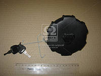 Крышка бака топл. КАМАЗ полуоборотная с ключ. (пр-во Россия) 6520-1103010-03