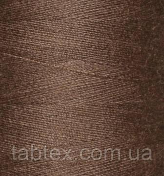 """Швейные нитки №40/2 """"LG"""" D435 4000 ярд(коричневый)"""