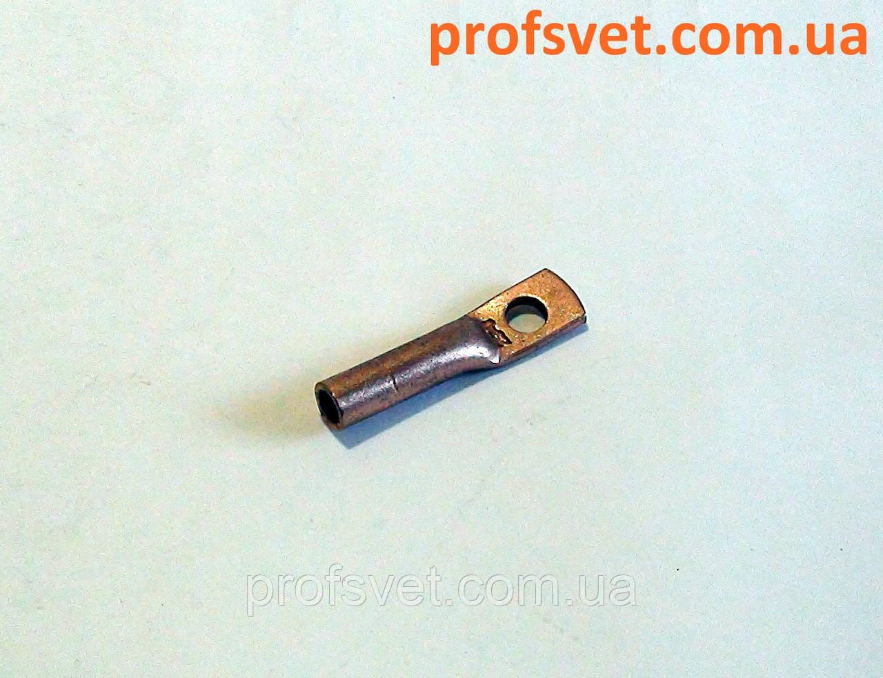 Кабельный наконечник ДТ 25 мм удлиненный