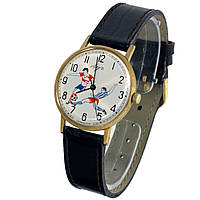 "Luch ""Football"" soviet mechanical watch"