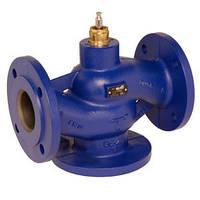 Седельный клапан чугунный треххдовой H715N Dn15, Pn16