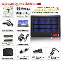 54000 мАч Универсальное солнечное зарядное устройство для ноутбуков + мобильный телефон + игровые ко, фото 1