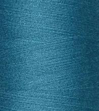 """Швейні нитки №40/2 """"TF"""" №269 4000 ярд (жовта/синя)"""