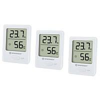 Термометр-гигрометр Bresser Temeo Hygro indicator (3шт)