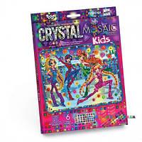 Набор для творчества CRYSTAL MOSAIC KIDS Danko Toys CRMk-01