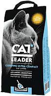 801472 Cat Leader Wild Nature ультра-комкующийся с запахом, 10 кг