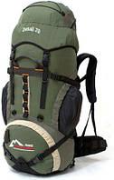 Рюкзак туристический Travel Extreme Denali 70 серо-зелёный