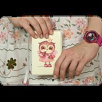 """Обложка для паспорта """"Принц и принцесса"""" + блокнотик"""