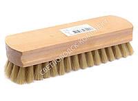 Щетка Тарри для полировки, конский волос, С-11-52В, цв. желтый