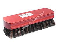 Щетка Тарри для полировки, конский волос, С-17-52В, цв. красный, фото 1