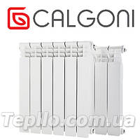 Алюминиевый радиатор отопления CALGONI Италия 1870 Вт