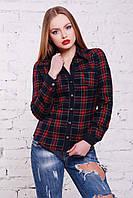 блуза GLEM блуза Шотландка2 д/р