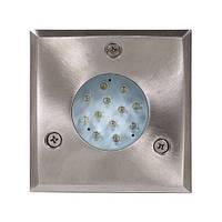 LED Cветильник тротуарный HOROZ ELECTRIC HL941 INCI 12 LED (белый, синий)