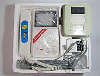 Видеодомофон ALJ-007 с трубкой и вызывной панелью, Квартирный видеодомофон