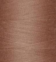 """Швейні нитки №40/2 """"TF"""" №465 4000 ярд (бежева/коричнева)"""