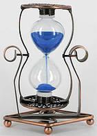 Песочные часы «8» металл