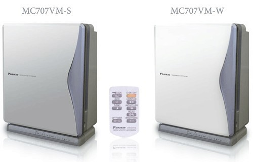 Воздухоочиститель Daikin MC707VM-S (W)