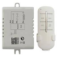 Выключатель дистанционный HOROZ ELECTRIC 2-канал CONTROLLER-2 Wireless 1000Вт 30-60м 220В