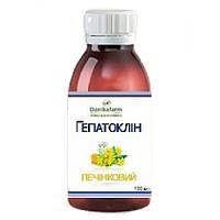 Фитопрепарат Гепатоклин – Печеночный БАЖ Даникафарм 100 мл
