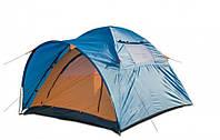 Туристическая трехместная палатка Coleman 1014 (Сделало в Польше )