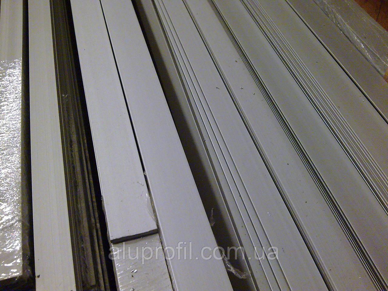 Алюминиевый профиль — полоса  размером 40х4