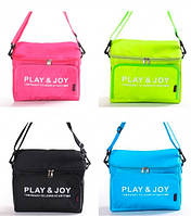 Термосумка Play Joy Black