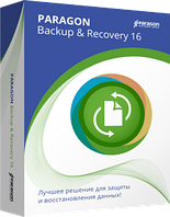 Paragon Backup & Recovery 16 (English) (Paragon Software Group)